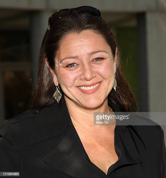 Actress Camryn Manheim attends the US Doctors for Africa - African First Ladies - 1st Annual Historic Health Summit - Kickoff Lunch with Maria...