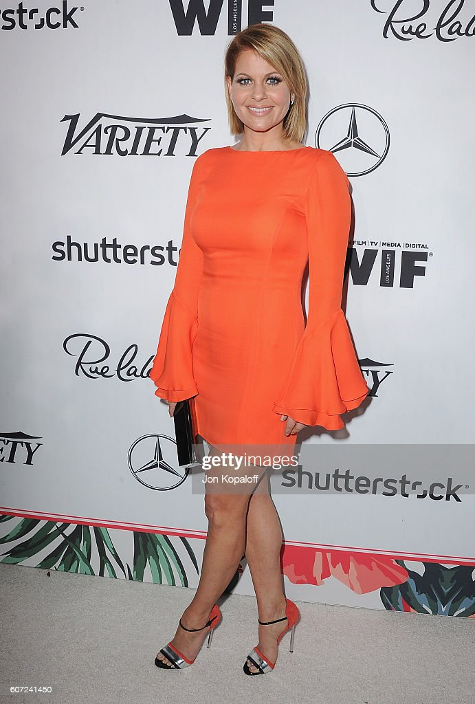 Variety And Women In Film's Pre-Emmy Celebration - Arrivals