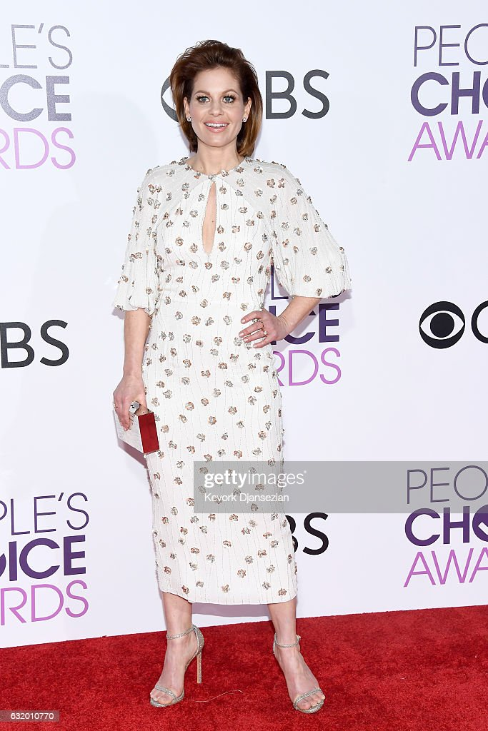 People's Choice Awards 2017 - Arrivals : Fotografia de notícias