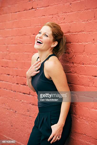 Actress Candace Cameron Bure is photographed for The Wrap on August 21 2015 in Los Angeles California PUBLISHED IMAGE