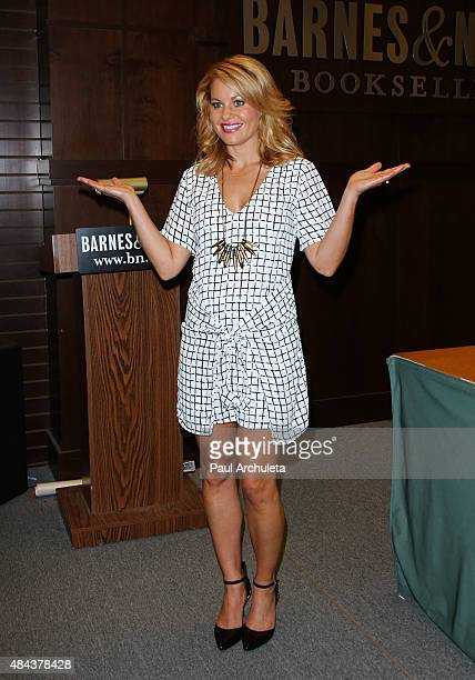 candace cameron see through