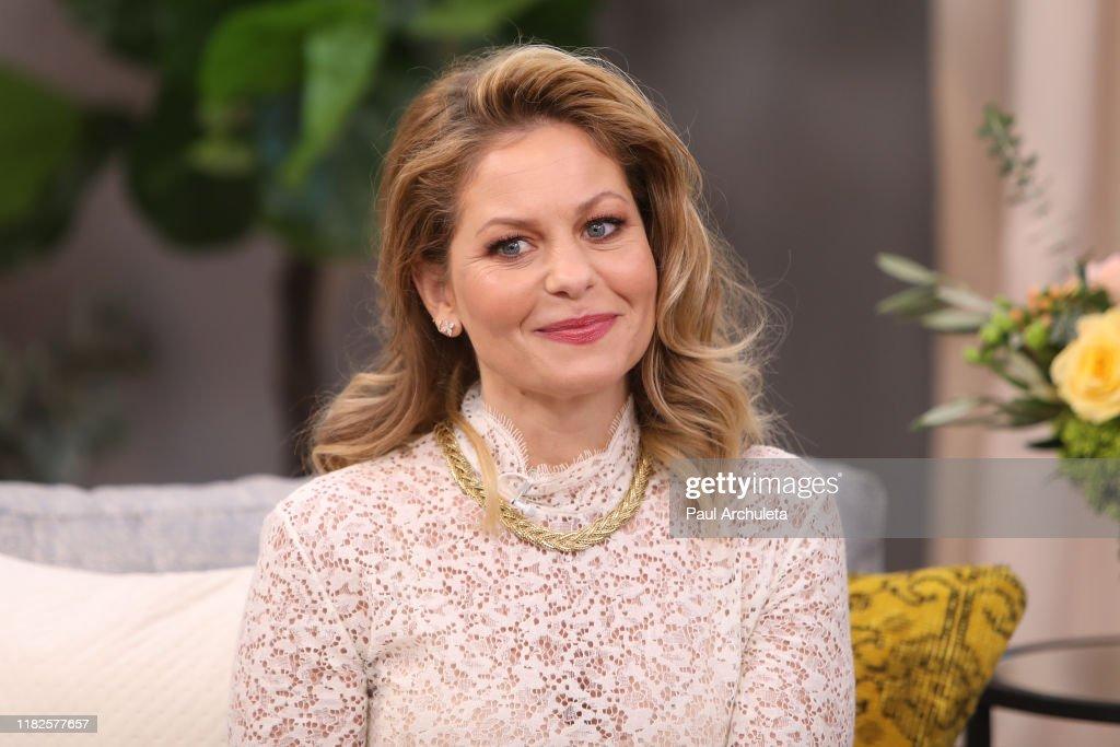 "Celebrities Visit Hallmark Channel's ""Home & Family"" : News Photo"