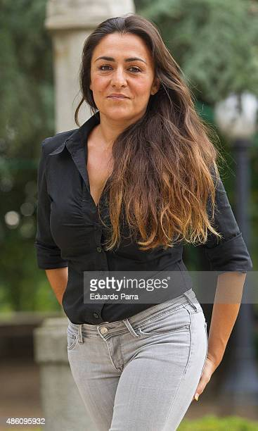 Actress Candela Pena attends the 'Kiki' Photocall at Centro Regional de Innovación on August 31 2015 in Madrid Spain