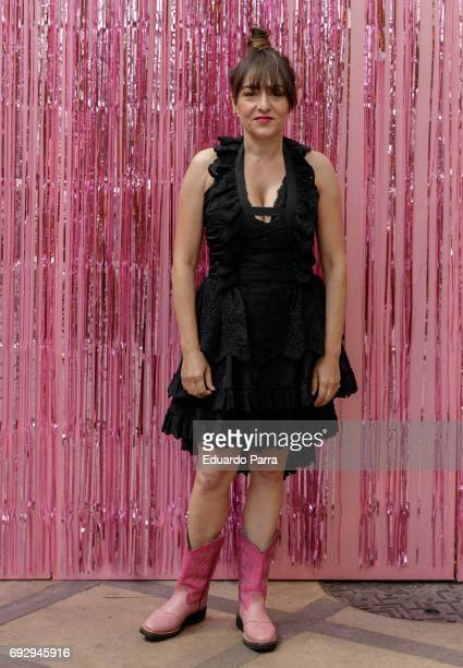 Actress Candela Pena attends the 'Pieles' photocall at 'Only You' hotel on June 6 2017 in Madrid Spain