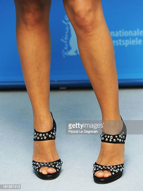 Actress Candela Pena attends the 'Yesterday Never Ends' Photocall during the 63rd Berlinale International Film Festival at the Grand Hyatt Hotel on...