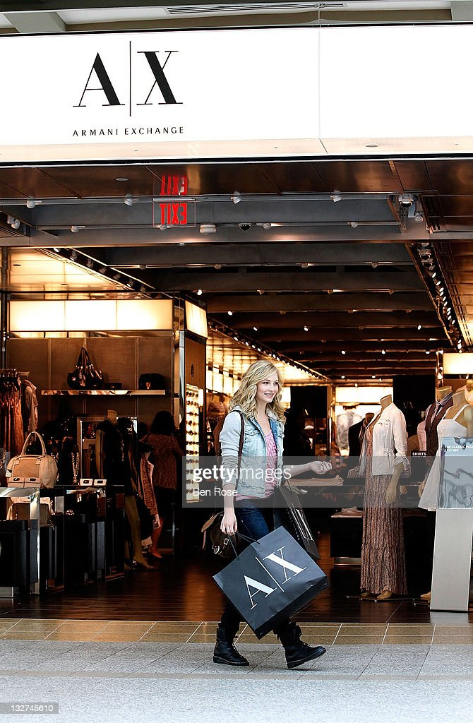 armani exchange lenox mall