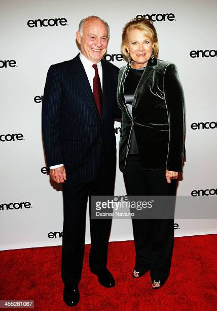"Actress Candice Bergen and Marshall Rose attend the ""Murphy Brown"" 25th anniversary event at Museum of Modern Art on December 11, 2013 in New York..."