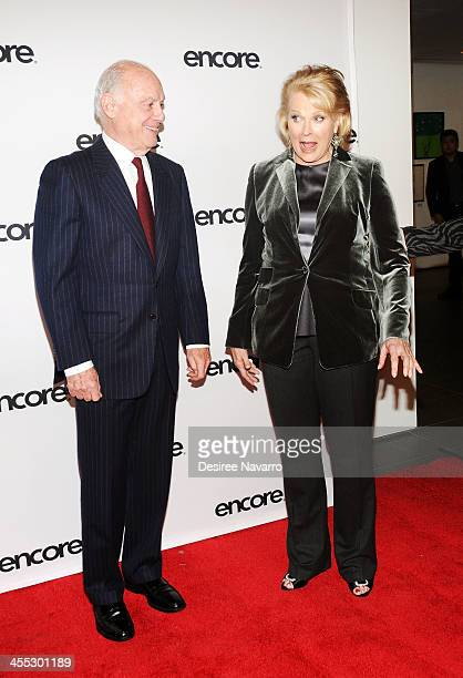 "Actress Candice Bergen and Marshall Rose attend the ""Murphy Brown"": a 25th anniversary event at Museum of Modern Art on December 11, 2013 in New York..."