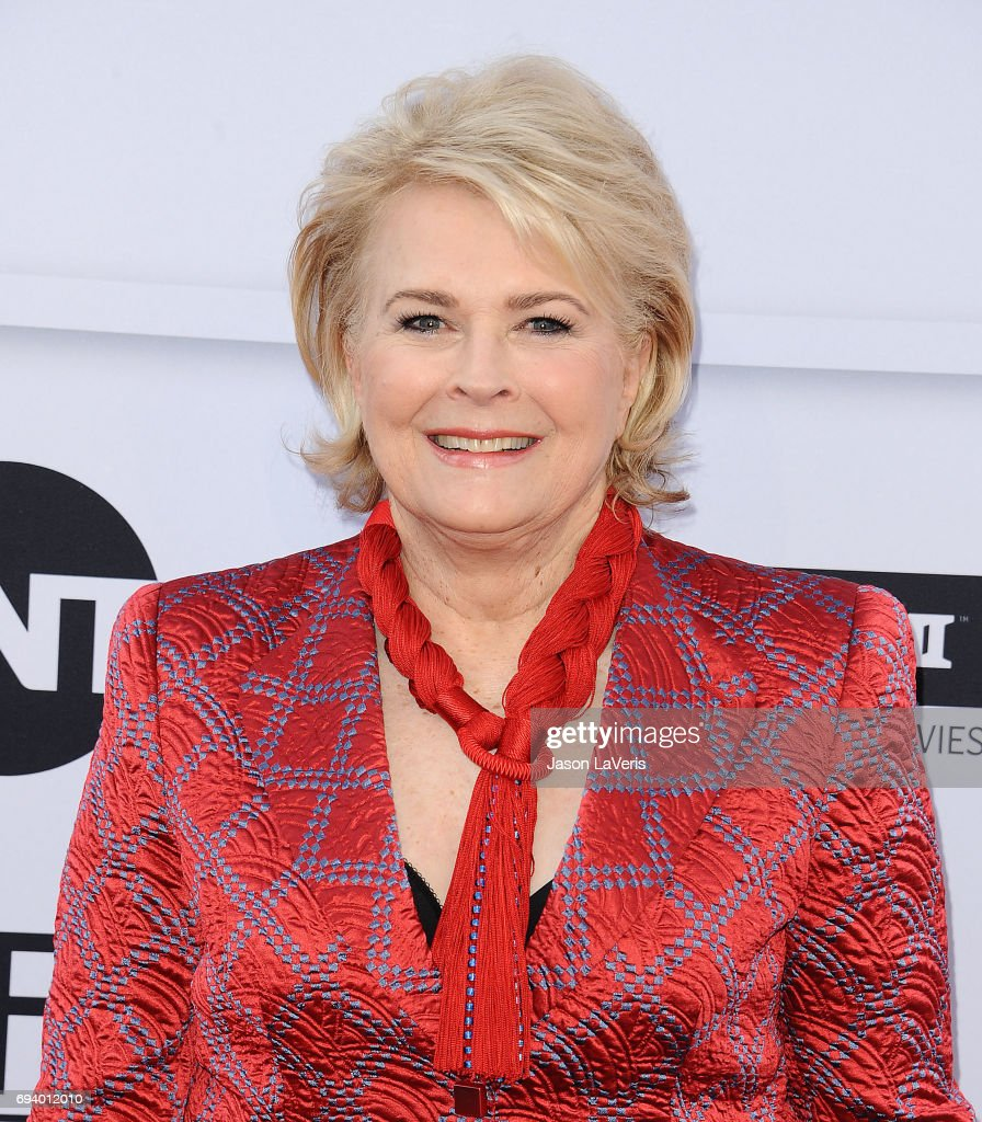 Actress Candice Bergen attends the AFI Life Achievement Award gala at Dolby Theatre on June 8, 2017 in Hollywood, California.