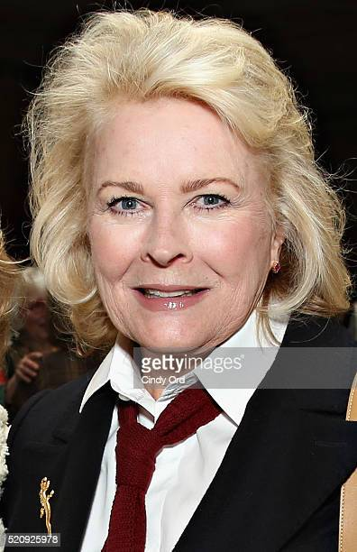 Actress Candice Bergen attends the New York Public Library Lunch 2016 A New York State of Mind at The New York Public Library Stephen A Schwarzman...