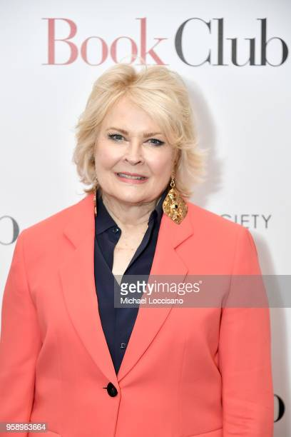 Actress Candice Bergen attends the New York screening of Book Club at City Cinemas 123 on May 15 2018 in New York City