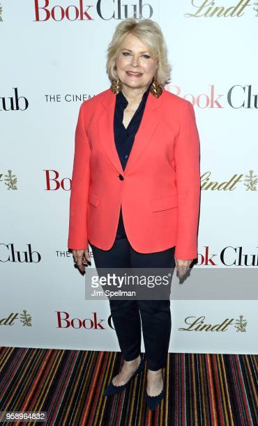 Actress Candice Bergen attends the screening of Book Club hosted by Paramount Pictures with The Cinema Society and Lindt at City Cinemas 123 on May...