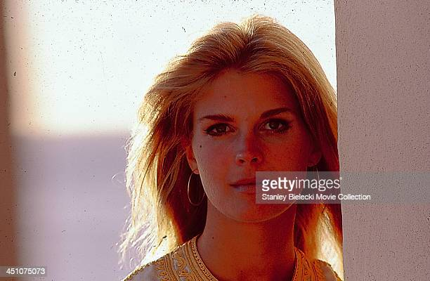 Actress Candice Bergen in a scene from the movie 'The Magus' 1968