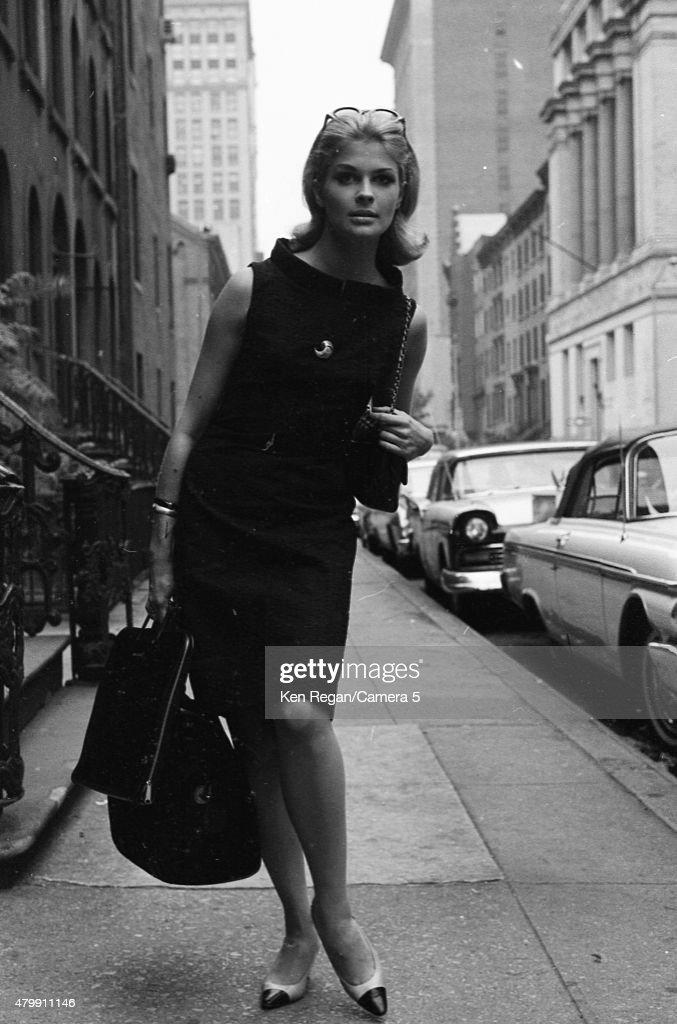 Candice Bergen, Ken Regan Archive, July 1964