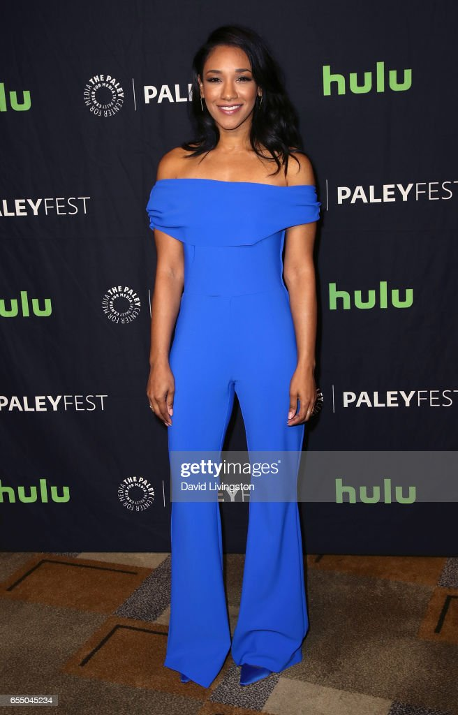Actress Candice Patton attends The Paley Center For Media's 34th Annual PaleyFest Los Angeles presentation of The CW's Heroes & Aliens at Dolby Theatre on March 18, 2017 in Hollywood, California.