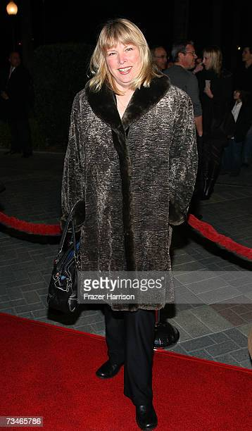 Actress Candy Clark arrives at the Paramount Pictures' Premiere Of 'Zodiac' held at Paramount Studios on March 12007 in Los Angeles California