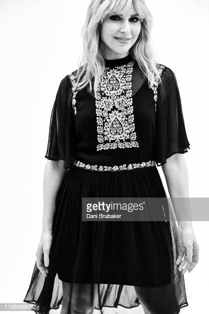 Actress Cara Buono is photographed at Netflix's Junket for 'Stranger Things' Season 3 at The London Hotel on June 27 2019 in West Hollywood California