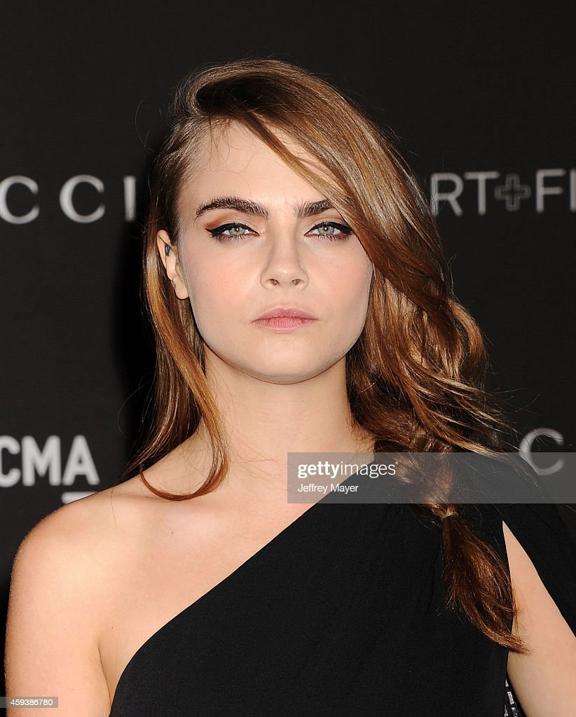 2014 LACMA Art + Film Gala Honoring Quentin Tarantino And Barbara Kruger - Arrivals : News Photo