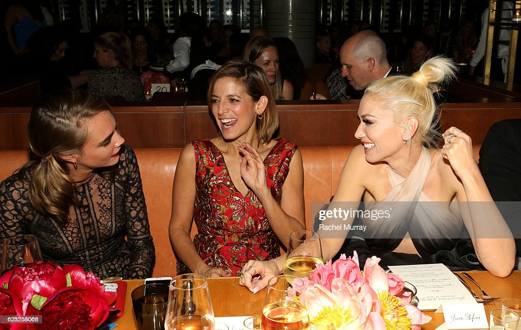 Glamour Women Of The Year 2016 - Dinner : News Photo