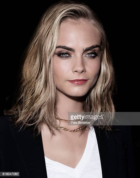 Actress Cara Delevingne is photographed for Self Assignment on July 1 2016 in San Diego CA