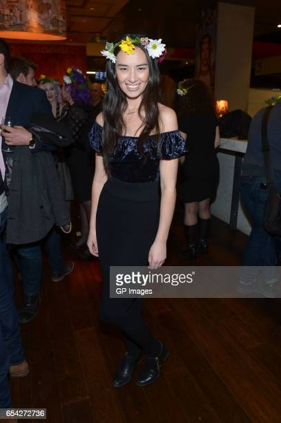 Actress Cara Gee attends the CBC World Premiere VIP screening of 'Anne' at TIFF Bell Lightbox on March 16 2017 in Toronto Canada