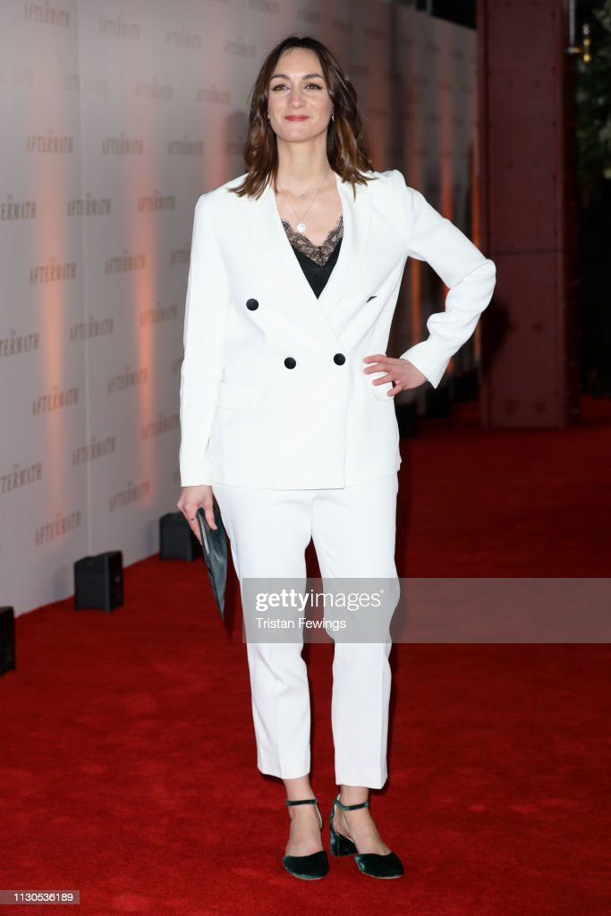 """GBR: """"The Aftermath"""" World Premiere - Red Carpet Arrivals"""
