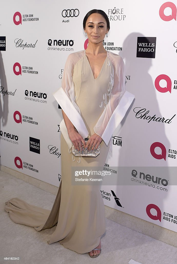 Chopard At 23rd Annual Elton John AIDS Foundation Academy Awards Viewing Party