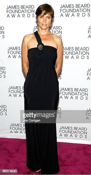 Actress Carey Lowell attends the 2009 James Beard Foundation Awards at Avery Fisher Hall at Lincoln Center for the Performing Arts on May 4 2009 in...
