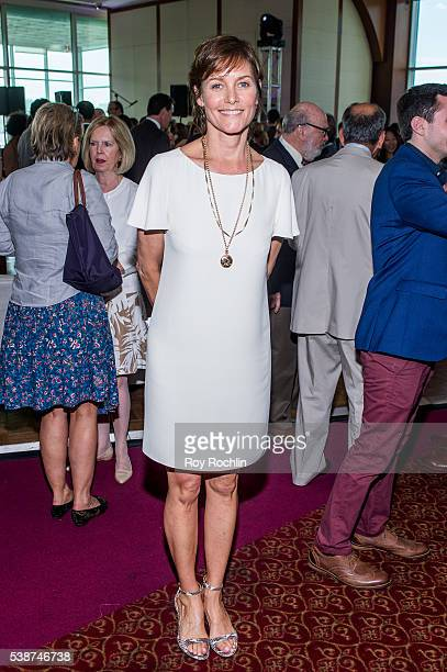 Actress Carey Lowell attends the Sanctuary For Families Zero Tolerance Benefit 2016 at Pier Sixty at Chelsea Piers on June 7 2016 in New York City