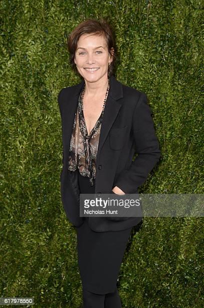 Actress Carey Lowell attends Through Her Lens The Tribeca CHANEL Women's Filmmaker Program Luncheon at Locanda Verde on October 25 2016 in New York...