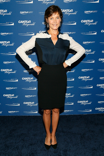 Carey lowell photos pictures of carey lowell getty images annual charity day hosted by cantor fitzgerald bgc and gfi cantor fitzgerald office voltagebd Choice Image