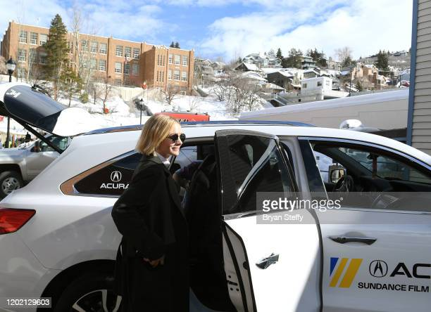 Actress Carey Mulligan attends the 2020 Sundance Film Festival on January 26 2020 in Park City Utah