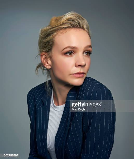 Actress Carey Mulligan is photographed for Back Stage on July 28 2018 in New York City COVER IMAGE