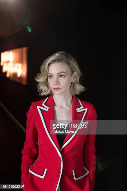 Actress Carey Mulligan is photographed for The Hollywood Reporter on May 2018 in Cannes France