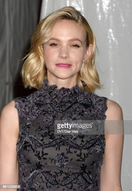 Actress Carey Mulligan is seen on November 27 2017 in New York City