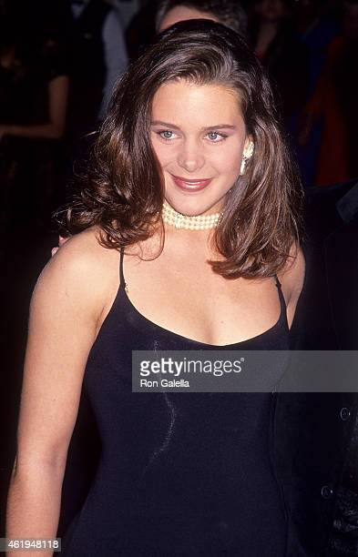 Actress Cari Shayne attends the 10th Annual Soap Opera Digest Awards on February 4 1994 at the Beverly Hilton Hotel in Beverly Hills California