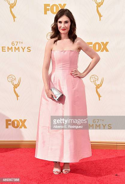 Actress Carice van Houten attends the 67th Emmy Awards at Microsoft Theater on September 20 2015 in Los Angeles California 25720_001