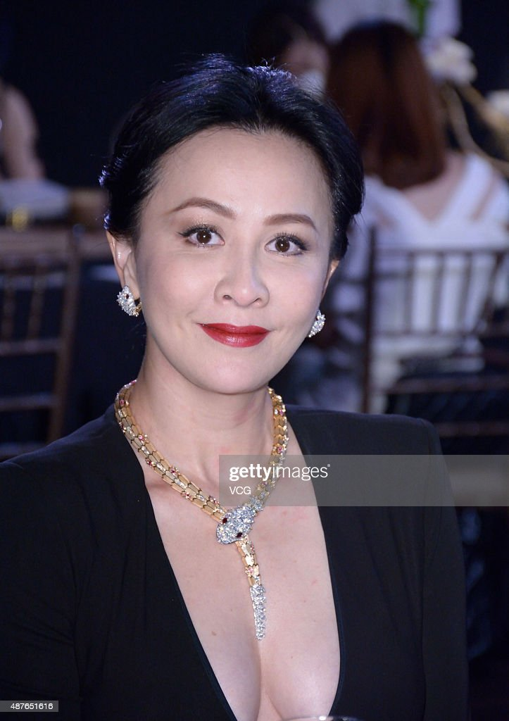 Carina Lau Attends Commercial Event In Shanghai