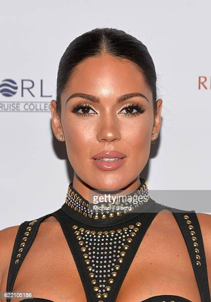 Actress Carissa Rosario attends the 2016 Women's Guild Cedars-Sinai Annual Gala at The Beverly Hilton Hotel on November 9, 2016 in Beverly Hills,...
