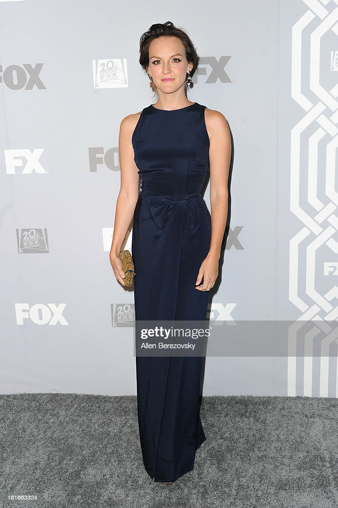 Actress Carla Gallo attends the Fox Broadcasting, Twentieth Century Fox Television and FX 2013 Emmy nominees celebration at Soleto on September 22, 2013 in Los Angeles, California.