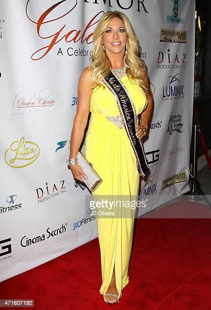 Actress Carla Gonzalez attends Mi Amor Gala Celebrates Luisa's PreCinco de Mayo Birthday Bash to Benefit The Maria Suarez Foundation at Tinhorn Flats...