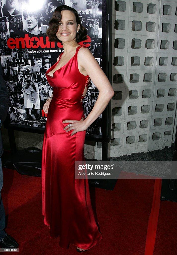 "LA Premiere of the HBO's ""Entourage"" Season 3 - Arrivals : News Photo"