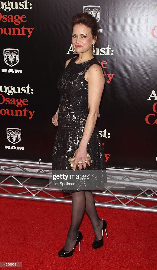"""August: Osage County"" New York Premiere - Outside Arrivals"