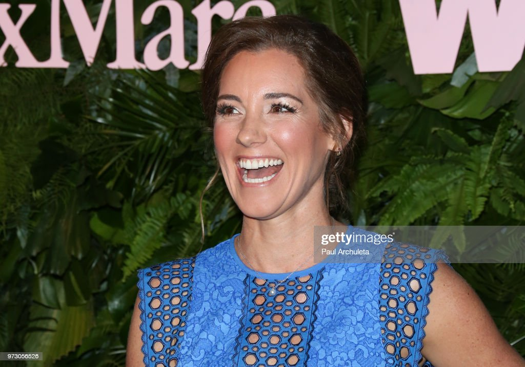 Actress Carly Craig attends the Max Mara WIF Face Of The Future event at the Chateau Marmont on June 12, 2018 in Los Angeles, California.