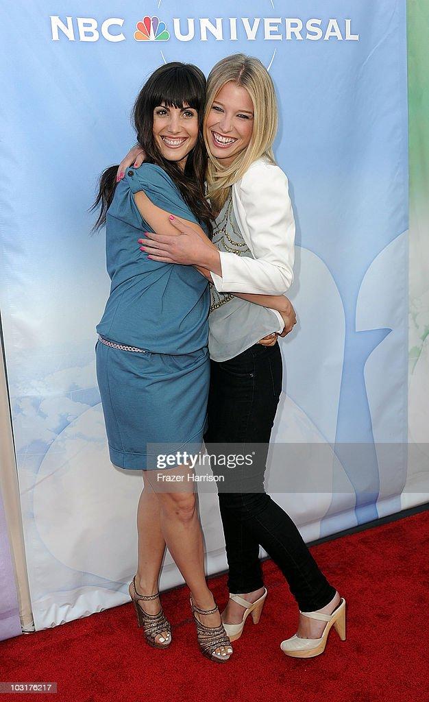 NBC Universal's 2010 TCA Summer Party - Arrivals : News Photo