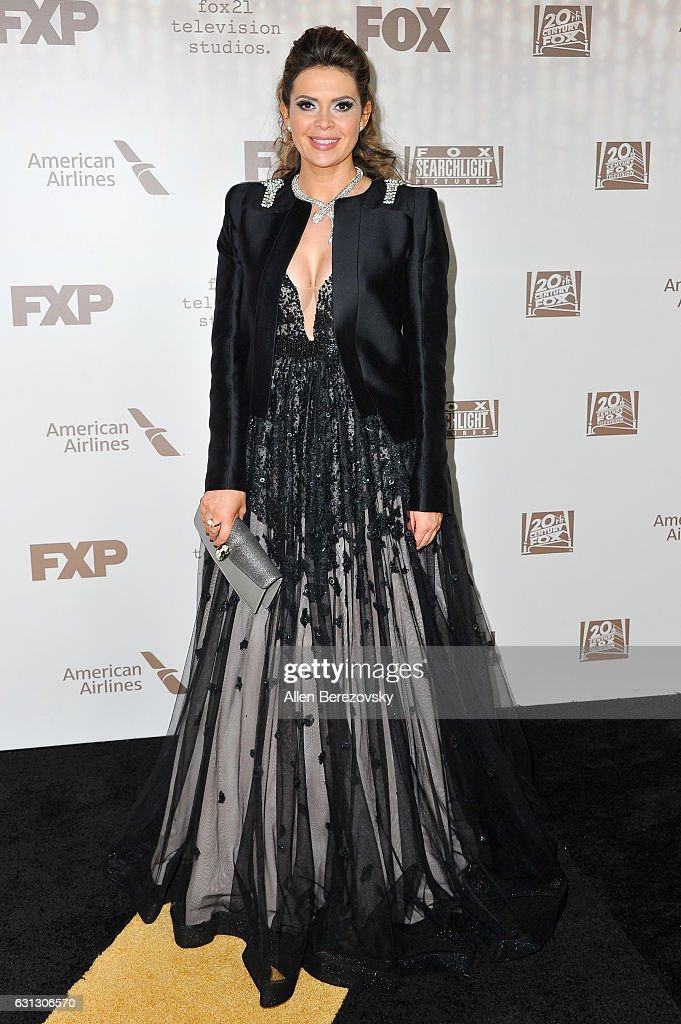 Actress Carly Steel attends FOX and FX's 2017 Golden Globe Awards After Party at The Beverly Hilton Hotel on January 8, 2017 in Beverly Hills, California.