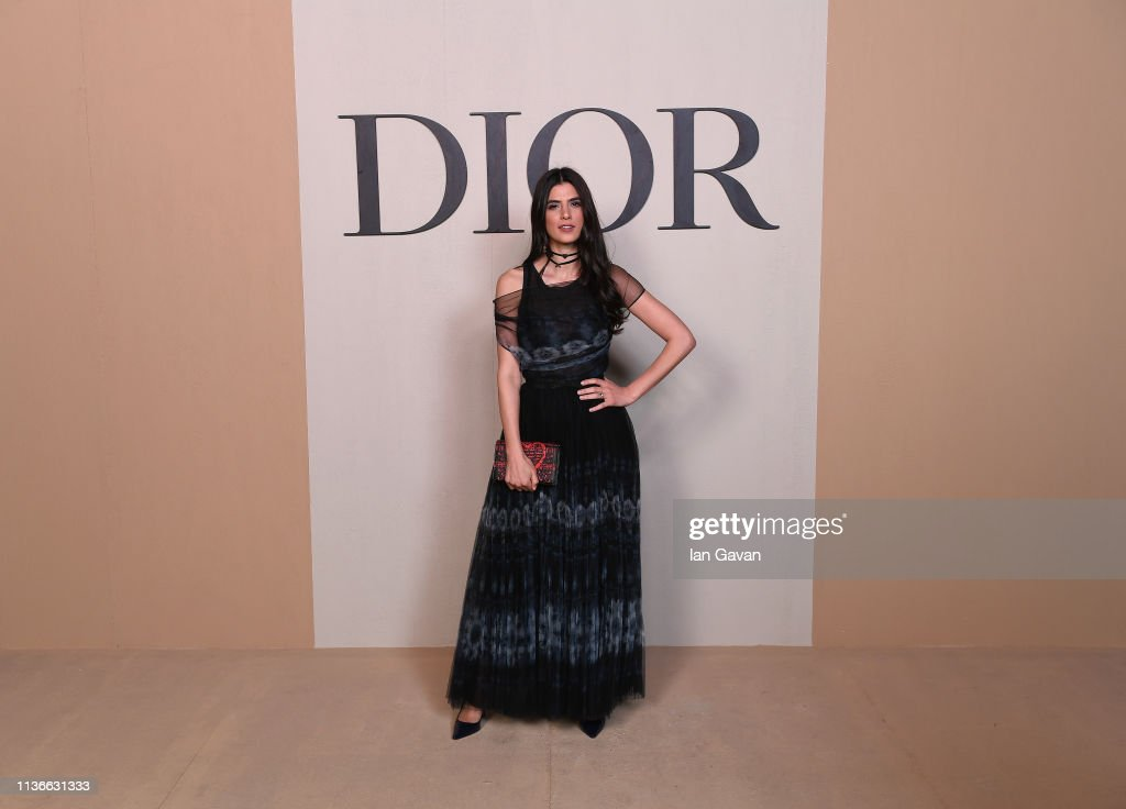 ARE: Christian Dior Haute Couture Spring Summer 2019 Collection - Photocall