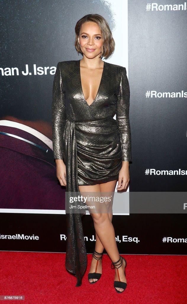 """Roman J Israel Esquire"" New York Premiere"