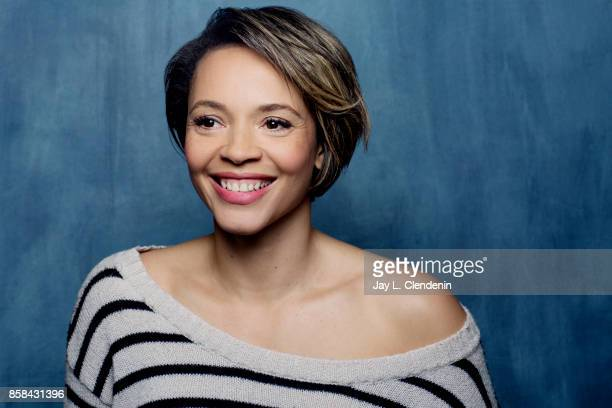 Actress Carmen Ejogo from the series The Girlfriend Experience poses for a portrait at the 2017 Toronto International Film Festival for Los Angeles...