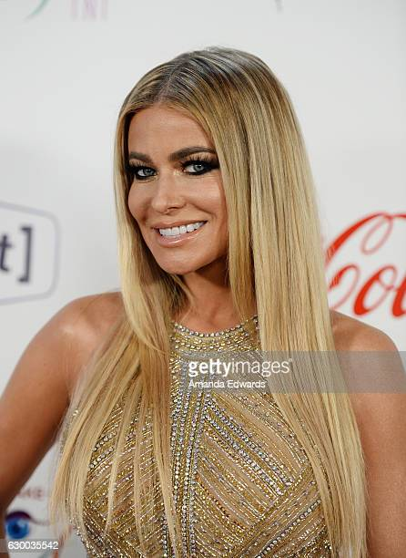 Actress Carmen Electra arrives at the 3rd Annual Cinefashion Film Awards at the Saban Theatre on December 15 2016 in Beverly Hills California